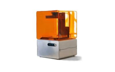 3D Printer on white