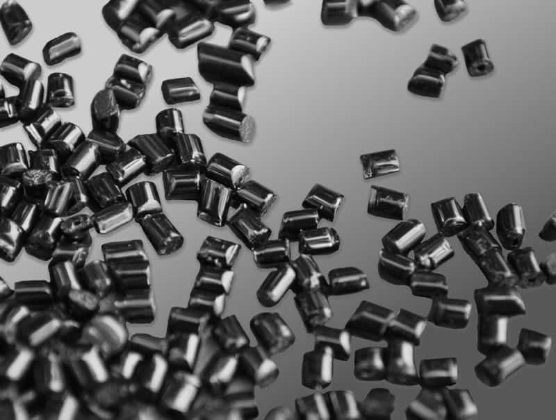 Black Custom Polymer Compounding